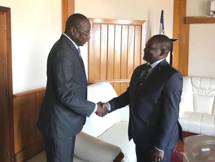 Accord de paix et de réconciliation en Centrafrique : Réunion de la dernière chance entre le Gouvernement et les groupes armés en présence de Mankeur Ndiaye à Addis Abeba