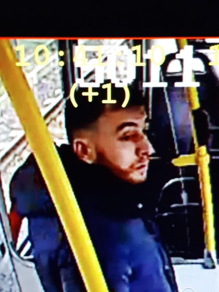 Hollande : La photo de l'auteur de l'attaque du Tramway diffusée par la police