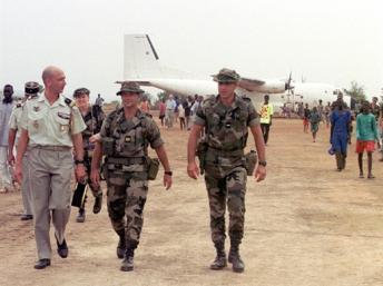 [ AUDIO ] La nouvelle présence militaire française au Sénégal