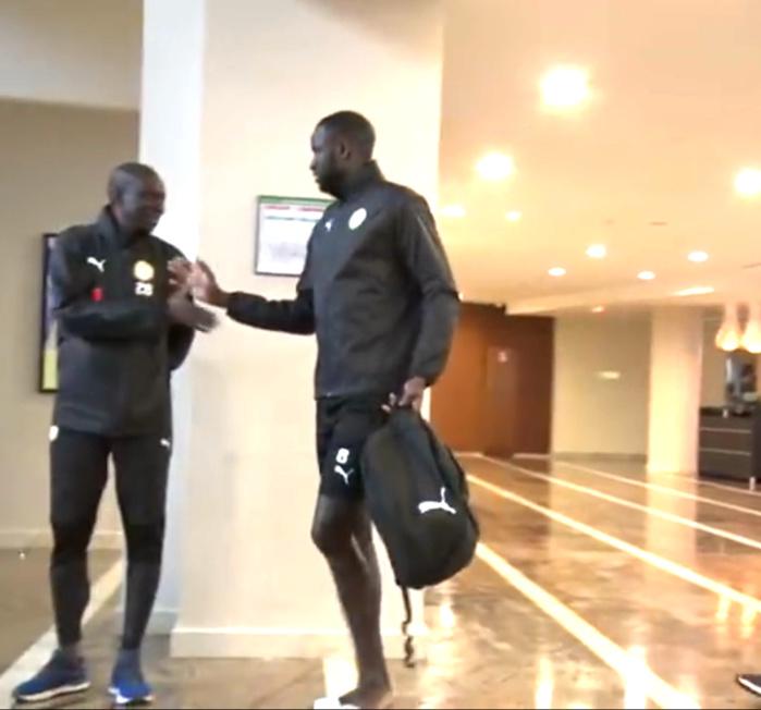 Regroupement des Lions : 11 joueurs de champ et un gardien présents au camp de base de l'hôtel Rhino de Saly