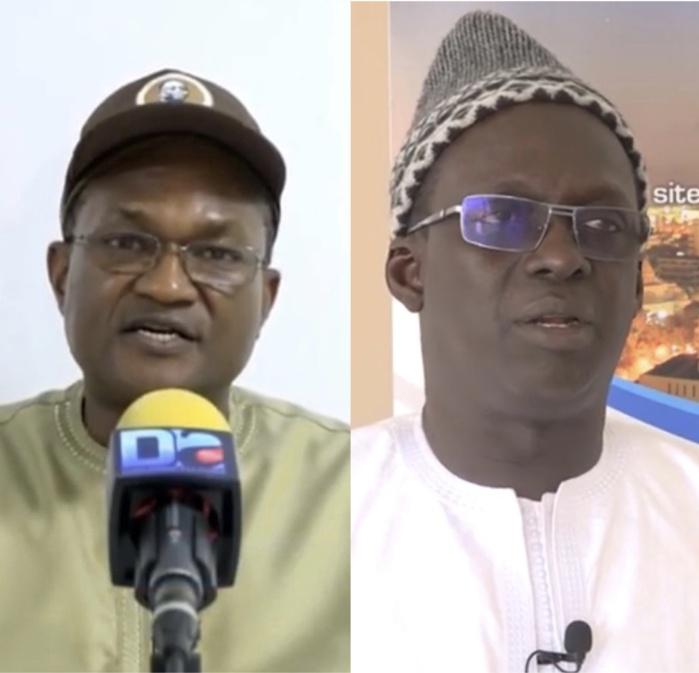 """""""En Ligne"""" : Le duel Abdou Ndéné Sall / Petit Guèye à 16h 00 en direct sur Dakaractu."""