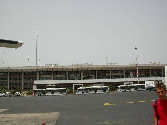 Pluie de problèmes sur l'aéroport de Dakar.