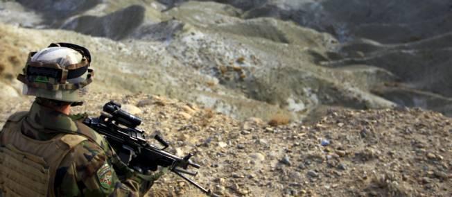 L'Otan ouvre une enquête sur le crash d'un hélicoptère en Afghanistan