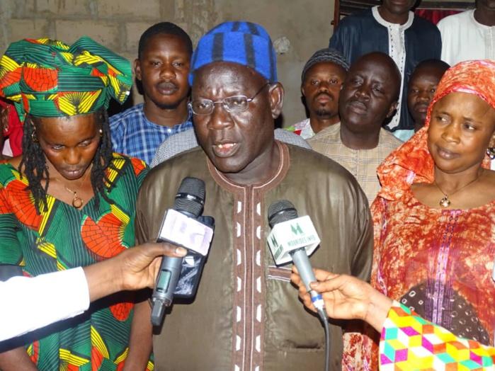 TOUBA - L'Apr de Bouqatoul et Dianatoul tourne la page de la Présidentielle et ouvre celle des élections locales.