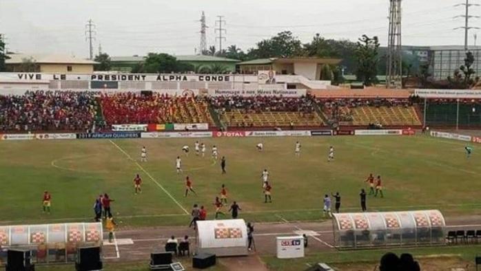 Eliminatoires CAN U23 – Guinée / Sénégal : Les « Koto boys » défaits par la Guinée (2-1)