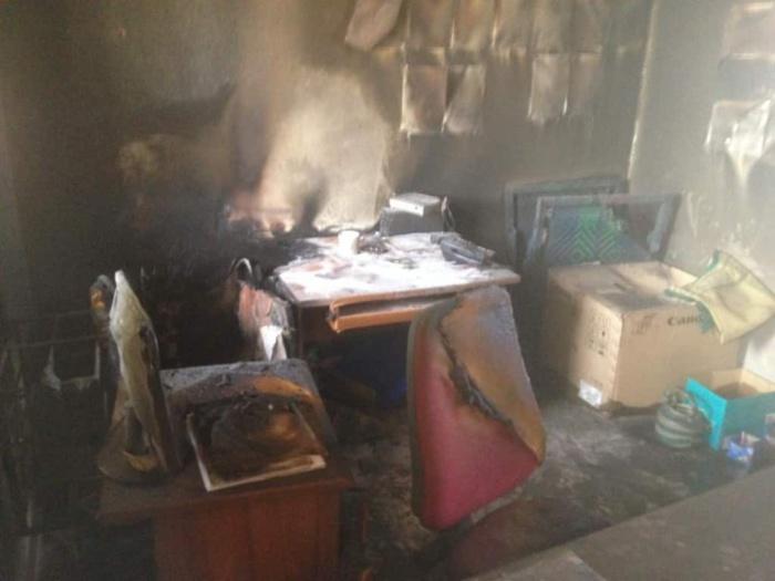 Acte criminel au lycée de Sangalkam : Le censorat du lycée incendié