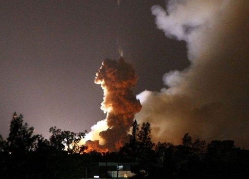 Libye: L'Otan accusé d'avoir tué 85 civils
