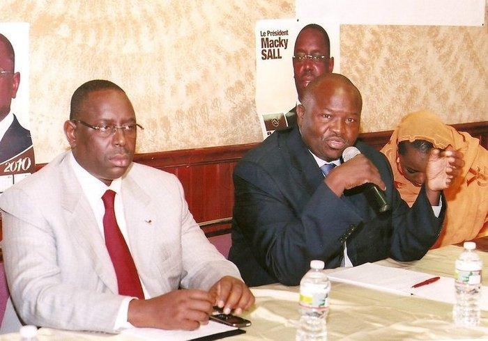 En dépit d'offres mirobolantes du pouvoir, Alioune Badara Cissé reste avec Macky Sall.
