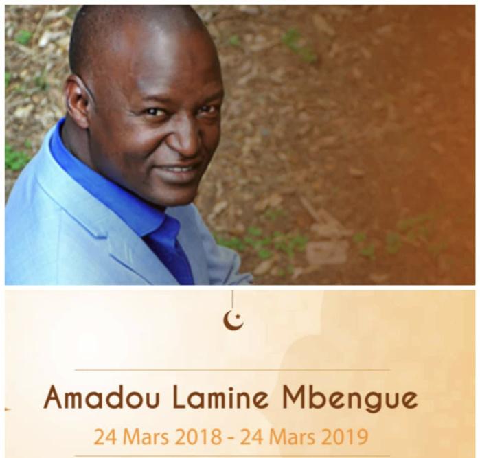 Souvenirs : Il y a un an disparaissait Lamine Mbengue, artiste-comédien