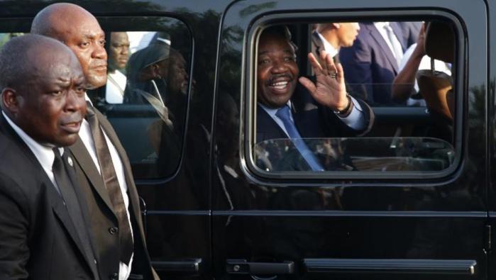Ali Bongo de retour au Gabon après plusieurs mois de convalescence au Maroc