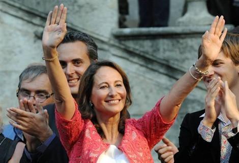 «Je serai la plus forte pour battre Nicolas Sarkozy» (Ségolène Royal).