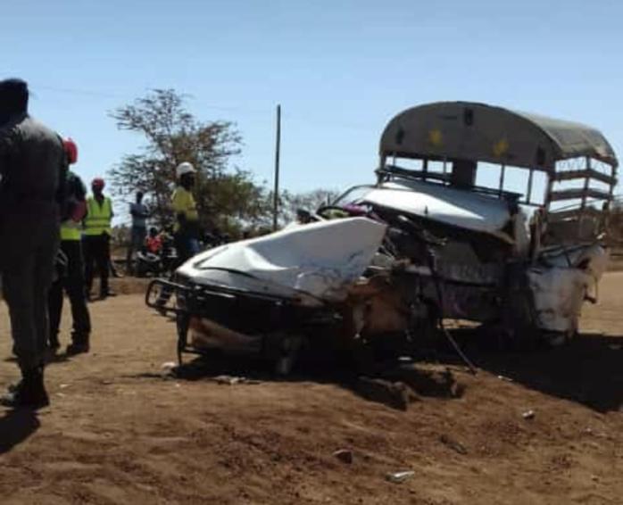 Accident à Mbaye Diaalo : 2 morts sur le coup et 3 blessés graves