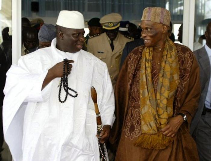 Visite d'Abdoulaye Wade à Banjul : les dessous des cartes.