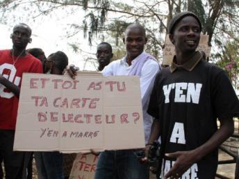 [ AUDIO ]  Fin des inscriptions sur les listes électorales de la présidentielle sénégalaise