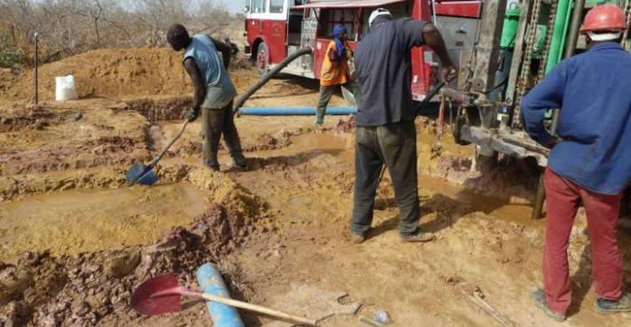 Linguère : Un homme de 24 ans retrouvé mort dans le bassin d'eau du forage de Labgar