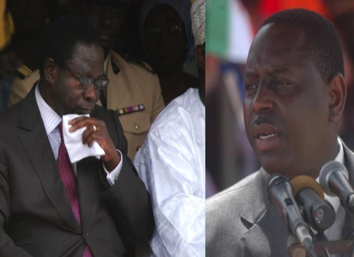 Présidentielle de 2012 : L'Elysée hésite entre Macky Sall et Pape Diop.
