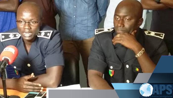 Kébemer : la police annonce le démantèlement d'une bande de voleurs de moto-taxis