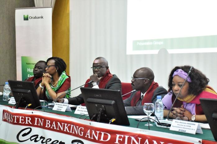 Organisation de la 2ème édition de la «Journée carrière» par le programme Master en Banque et Finance (MBF) du CESAG