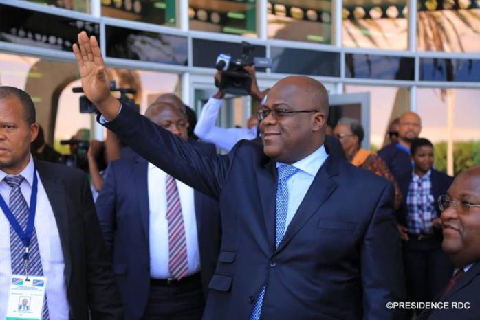 Prestation de serment de Macky Sall : Félix Tshisekedi l'hôte le plus attendu.