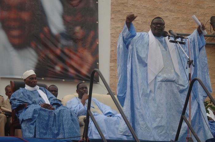 Les dessous de la visite d'Abdoulaye Wade chez Cheikh Béthio Thioune.