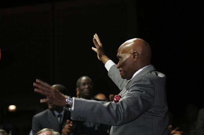 Abdoulaye Wade faisait-il ses adieux aux imams ?