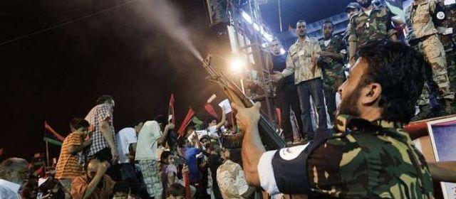Kadhafi serait toujours dans sa résidence de Tripoli