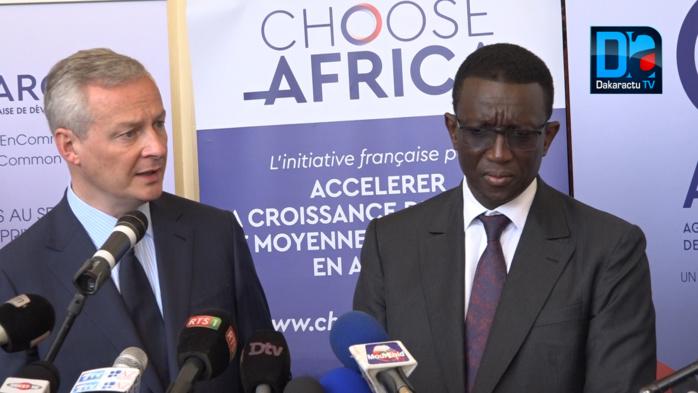 FRANC CFA : « C'est aux États membres de la Zone franc d'imaginer l'avenir de la Zone Franc et de le faire de manière indépendante et souveraine » - (Bruno Le Maire, Ministre français de l'économie et des Finances)