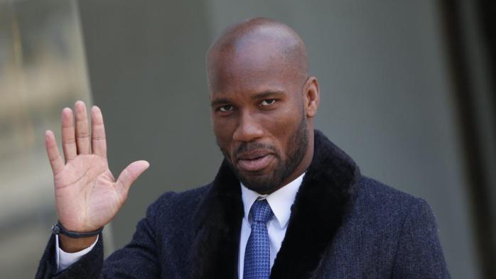 Plainte contre lui pour une «dette» d'un milliard : Didier Drogba dément et se dit surpris...