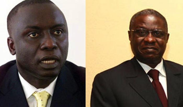 Le bras de fer Idrissa Seck - Mamadou Seck.