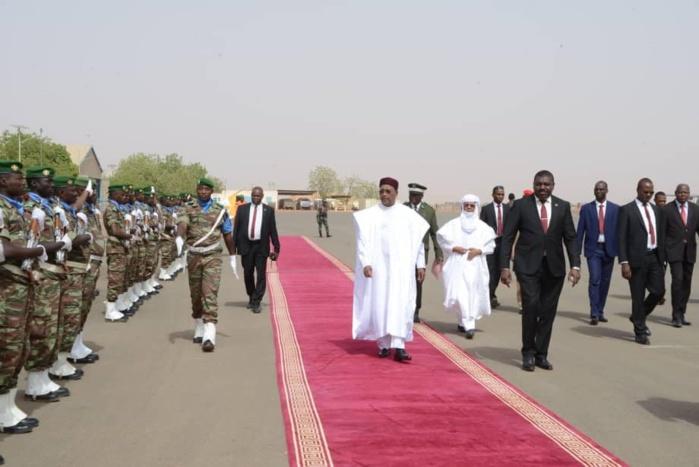 Invité par Macky Sall : Le Président Nigérien en partance pour Dakar