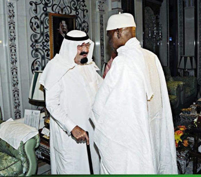 """Comment se déroule la """"oumra"""" d'Abdoulaye Wade ?"""