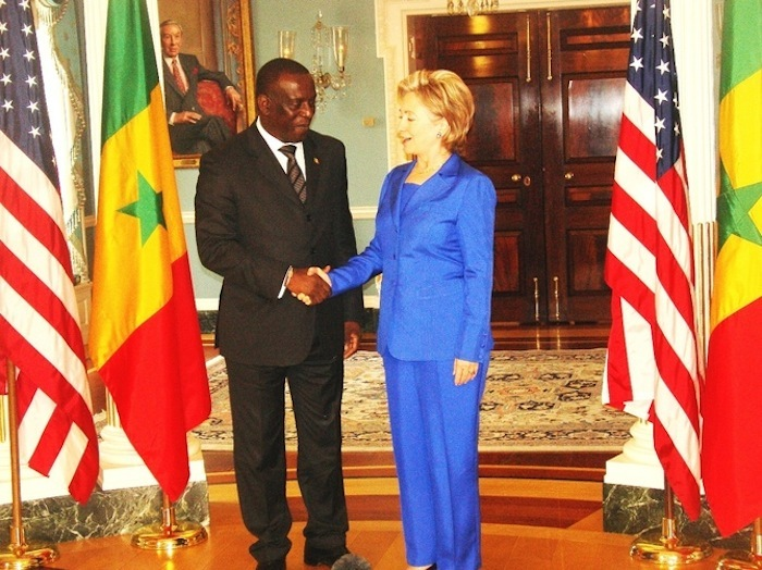 Les raisons du limogeage de Cheikh Tidiane Gadio, vues de Washington.