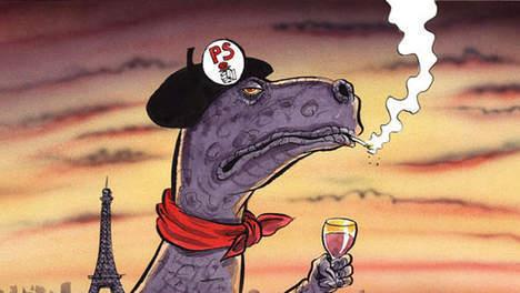 The Economist traite les socialistes français d'arriérés