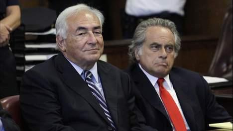Les avocats de DSK n'excluent pas de poursuivre Diallo