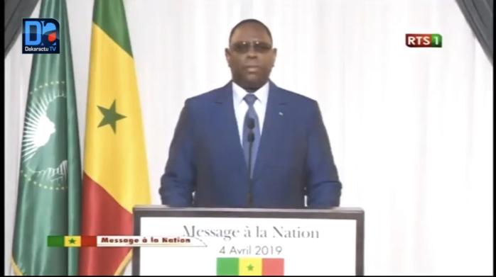 Macky Sall s'indigne : «La citoyenneté est mise à mal à bien des égards»