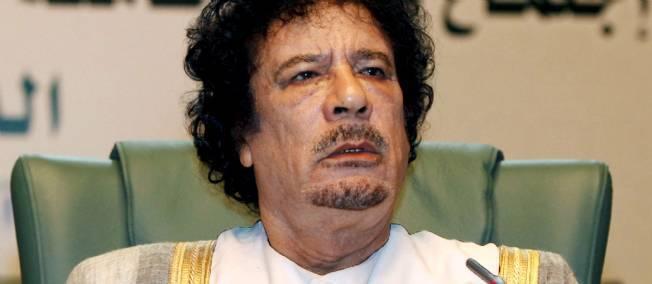 Libye : le CNT amadoue l'entourage de Kadhafi pour le capturer