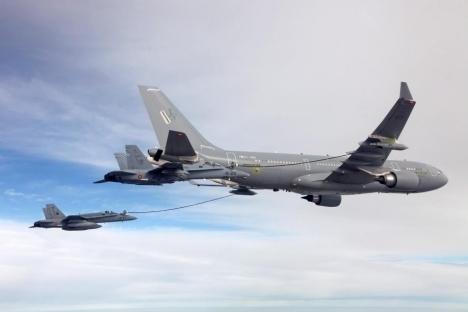 Un avion britannique achemine 212 millions de dollars en Libye