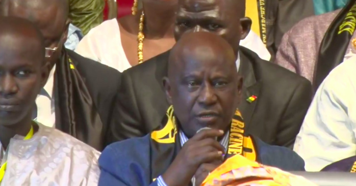 DIALOGUE POLITIQUE : Cheikh Tidiane Sy « rejoint » Macky Sall