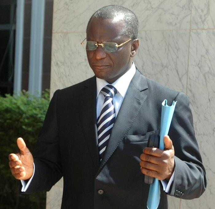 """Abdoulaye Diop, """"invirable"""" parce qu'il en sait trop."""