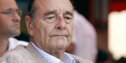 Selon un rapport médical, Jacques Chirac ne peut pas affronter son procès