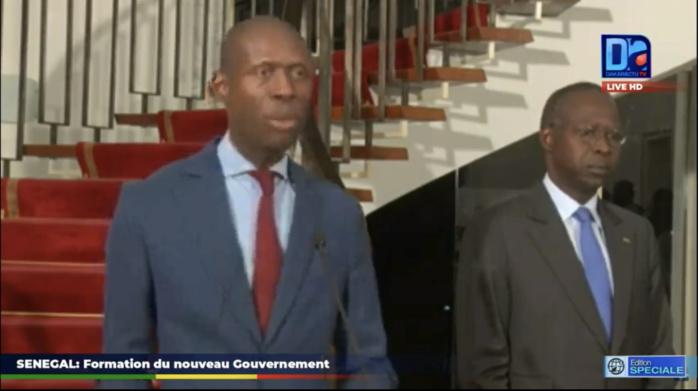 Sénégal : Ces nouveautés enregistrés dans le nouveau gouvernement.