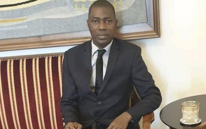 Macky II : Voici Mamadou Saliou Sow, Secrétaire d'État auprès du ministre de la justice, garde des sceaux, en charge des droits humains et de la bonne gouvernance.