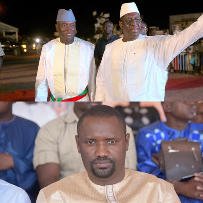 Gouvernement : Aly Ngouille Ndiaye remercie Macky Sall et encense le nouveau ministre Samba Ndiobène Ka