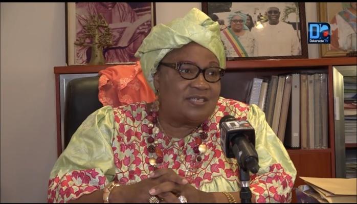 Nouvelle équipe gouvernementale : Aïda Sow Diawara : « Il faut remercier le président pour l'honneur fait aux femmes »