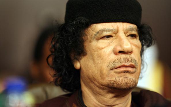 """Kadhafi a le moral et se trouve en Libye"""