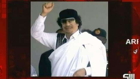 Kadhafi a vendu 20% de l'or libyen