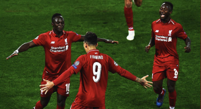 LDC / Liverpool domine Porto (2-0) et prend une option pour les demi finales