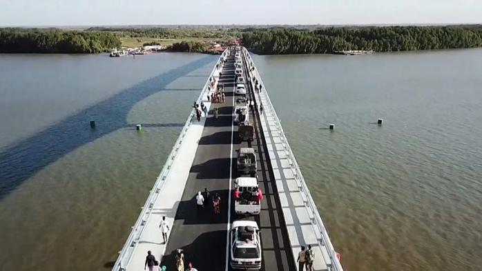 Gambie : Les activités économiques du ferry tournent au ralenti.