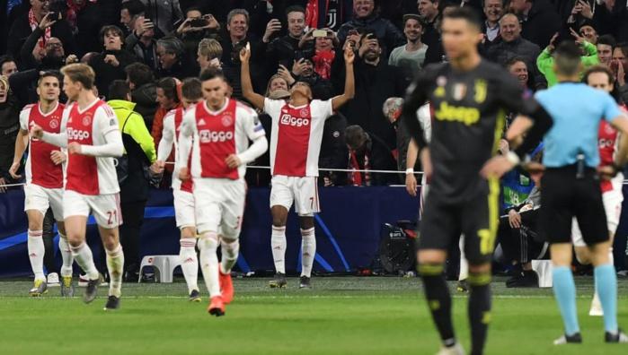 LDC ¼ finale aller : L'Ajax accroche la Juventus et CR7 (1-1)