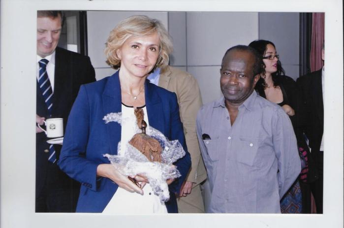 En dîner privé : Diagna Ndiaye, Valérie Pécresse et Soham El Wardini ont anticipé sur des sujets d'intérêt commun, notamment les JOJ 2022